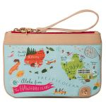 Greetings from Hawaii Zip Wristlet